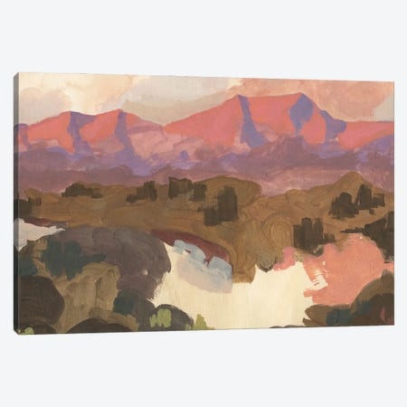 Hawksbill River View I Canvas Print #JCG136} by Jacob Green Canvas Print