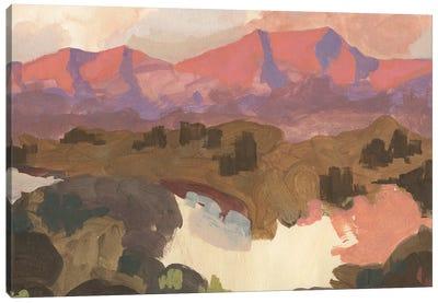 Hawksbill River View I Canvas Art Print