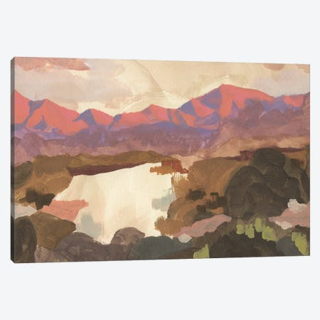 Hawksbill River View II Canvas Print #JCG137} by Jacob Green Art Print