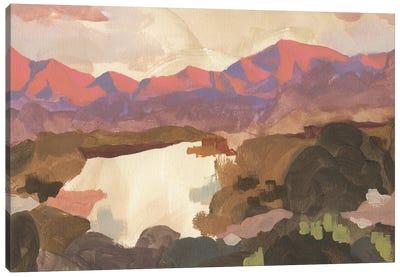 Hawksbill River View II Canvas Art Print