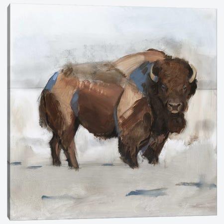 Lodge Guardian I Canvas Print #JCG13} by Jacob Green Canvas Wall Art