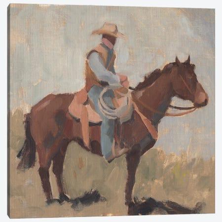 Ranch Hand I Canvas Print #JCG157} by Jacob Green Canvas Print