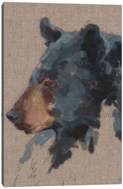 Big Bear IV Canvas Art Print