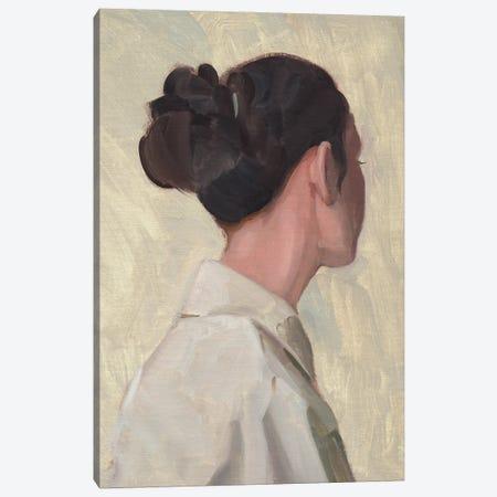Female Portrait I Canvas Print #JCG177} by Jacob Green Canvas Art Print