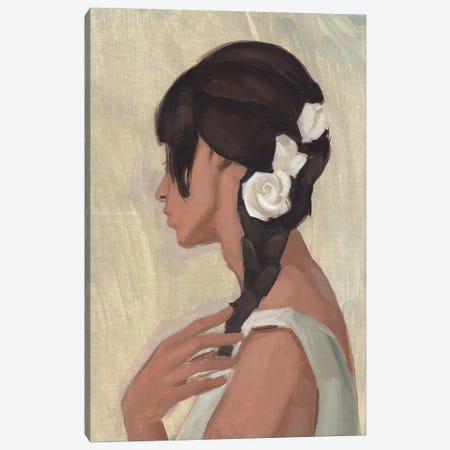 Female Portrait II Canvas Print #JCG178} by Jacob Green Canvas Art