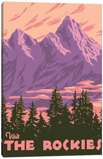 American Wayfarer I Canvas Art Print