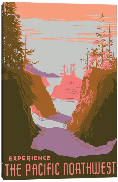 American Wayfarer III Canvas Art Print
