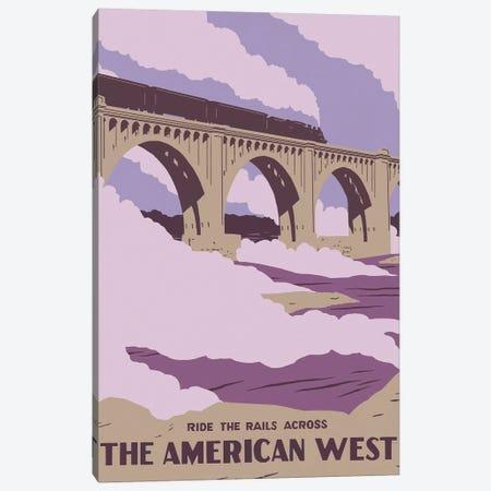 American Wayfarer IV Canvas Print #JCG30} by Jacob Green Canvas Artwork