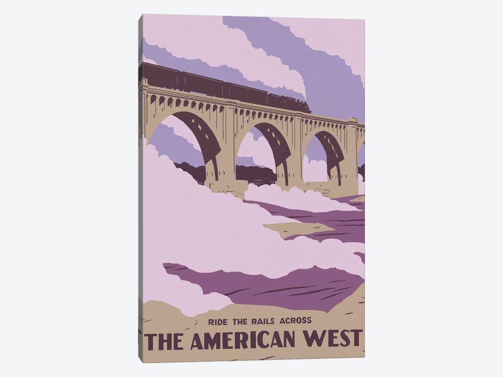 American Wayfarer IV by Jacob Green 1-piece Canvas Art Print
