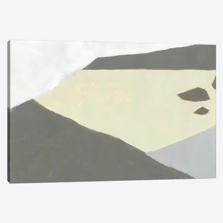 Landscape Composition I 3-Piece Canvas #JCG54} by Jacob Green Canvas Print