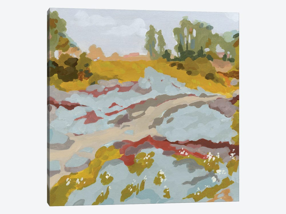 Lowland River I by Jacob Green 1-piece Canvas Art Print