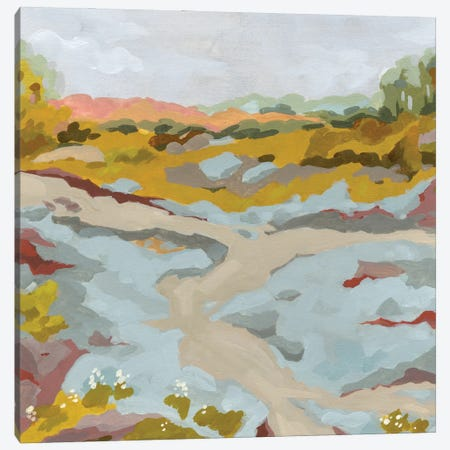 Lowland River II Canvas Print #JCG59} by Jacob Green Canvas Wall Art