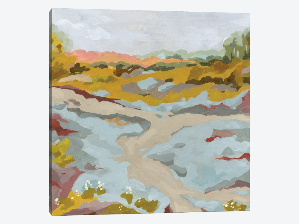 Lowland River II by Jacob Green 1-piece Canvas Wall Art