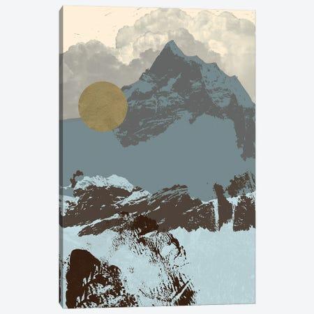 Pop Art Mountain I Canvas Print #JCG62} by Jacob Green Canvas Print