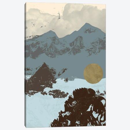 Pop Art Mountain II Canvas Print #JCG63} by Jacob Green Canvas Art Print