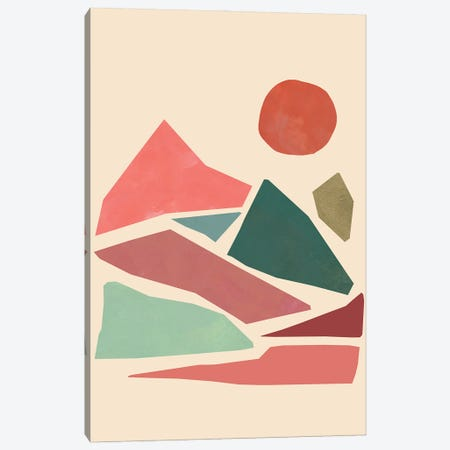 Tectonic Guide II Canvas Print #JCG67} by Jacob Green Canvas Artwork