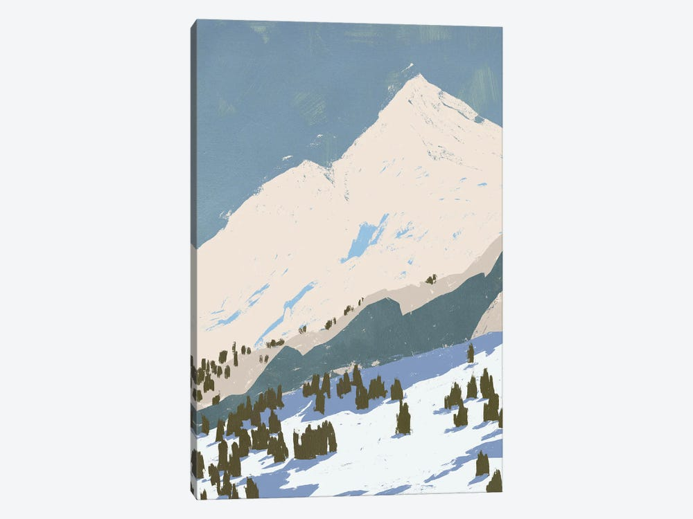 Bunny Slopes I by Jacob Green 1-piece Art Print