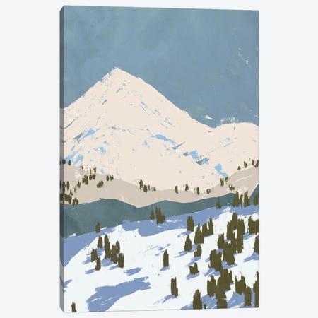 Bunny Slopes II Canvas Print #JCG75} by Jacob Green Art Print