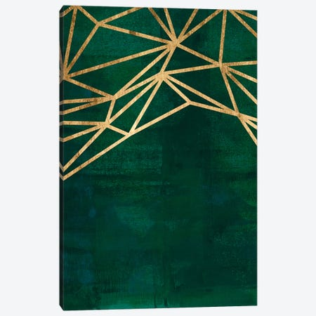 Jungle Web I Canvas Print #JCG7} by Jacob Green Canvas Artwork