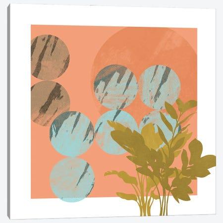 Halftone Dots II Canvas Print #JCG81} by Jacob Green Canvas Print