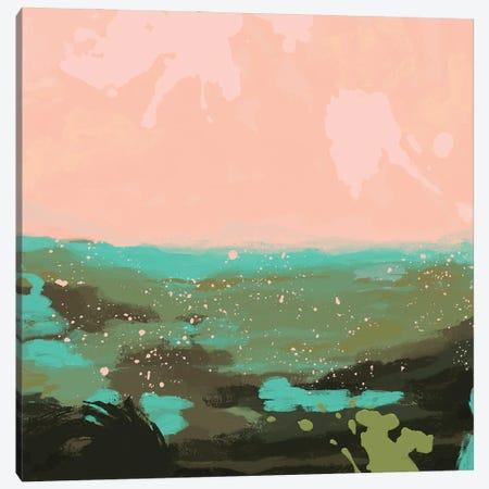 Neon Expanse I Canvas Print #JCG84} by Jacob Green Canvas Art