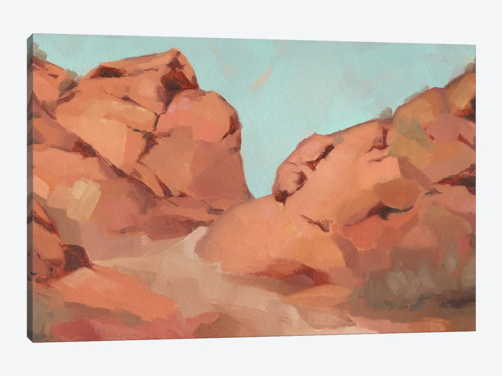 Red Rocks View I by Jacob Green 1-piece Canvas Print