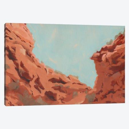 Red Rocks View II Canvas Print #JCG91} by Jacob Green Canvas Artwork