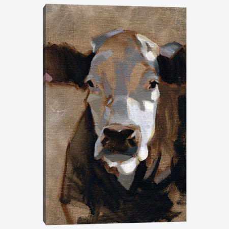 East End Cattle I Canvas Print #JCG96} by Jacob Green Art Print
