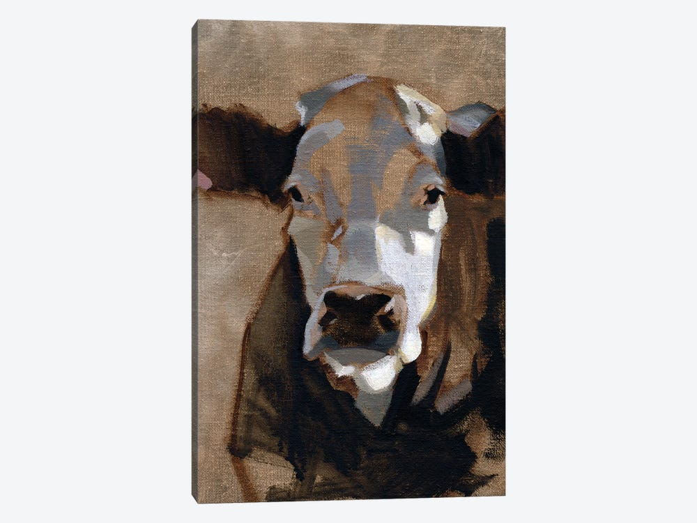 East End Cattle I by Jacob Green 1-piece Canvas Art Print