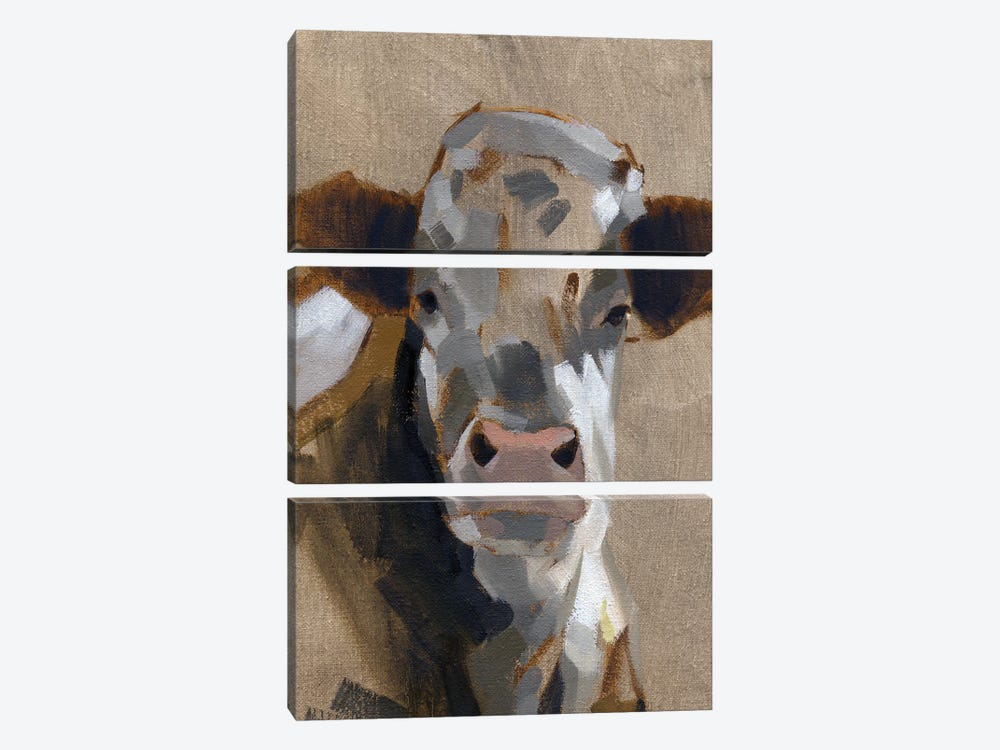 East End Cattle II by Jacob Green 3-piece Canvas Artwork