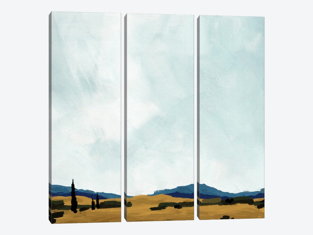 Lucca I by Jacob Green 3-piece Canvas Print