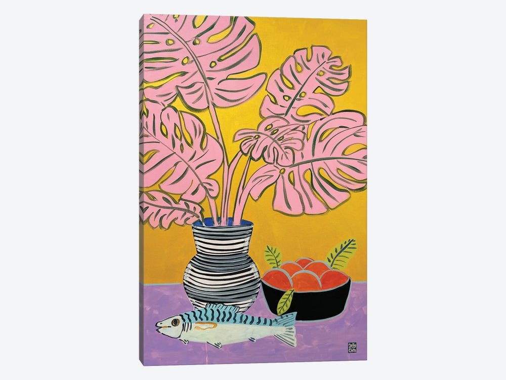 Summer Vacation by Jelly Chen 1-piece Art Print