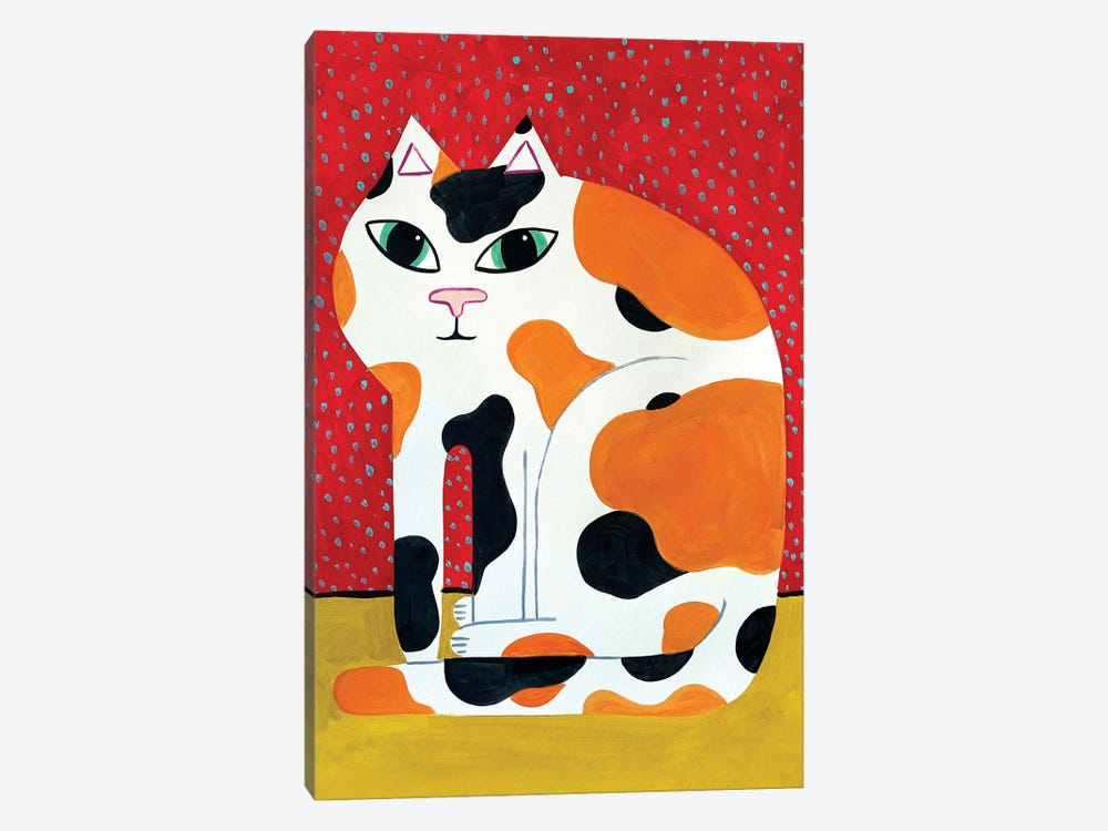 Calico by Jelly Chen 1-piece Art Print