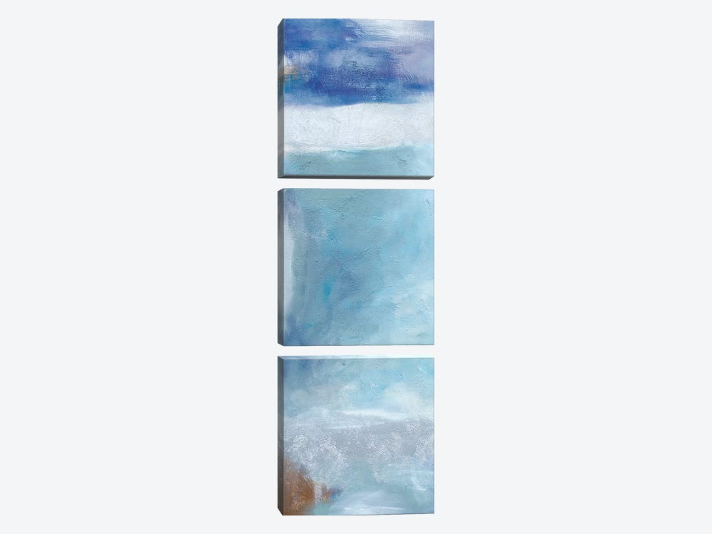 Beginnings I by Julia Contacessi 3-piece Canvas Wall Art