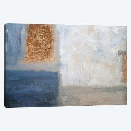 Window View Canvas Print #JCO52} by Julia Contacessi Canvas Artwork