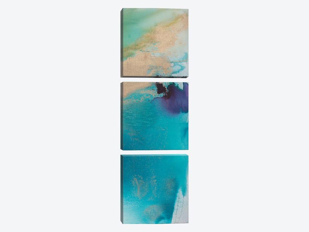 Under Deep II by Julia Contacessi 3-piece Canvas Art Print