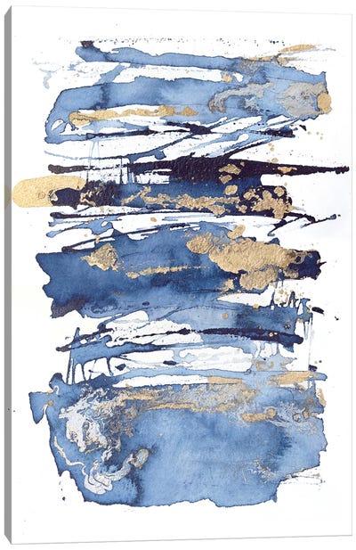 Blue Rapture I Canvas Art Print
