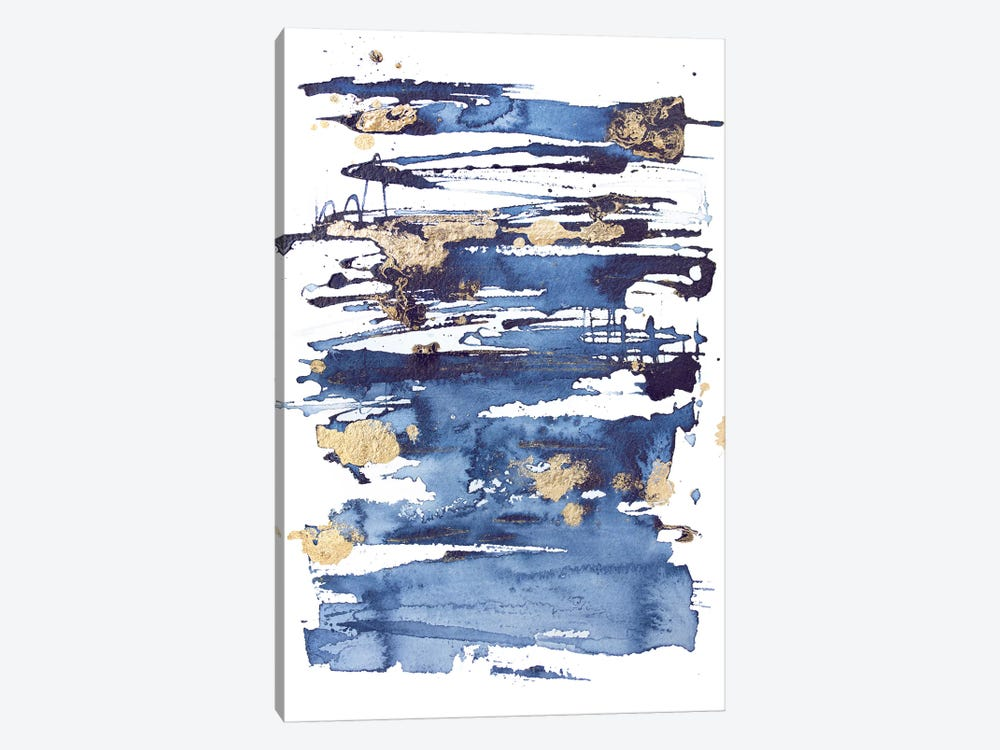 Blue Rapture II by Julia Contacessi 1-piece Art Print