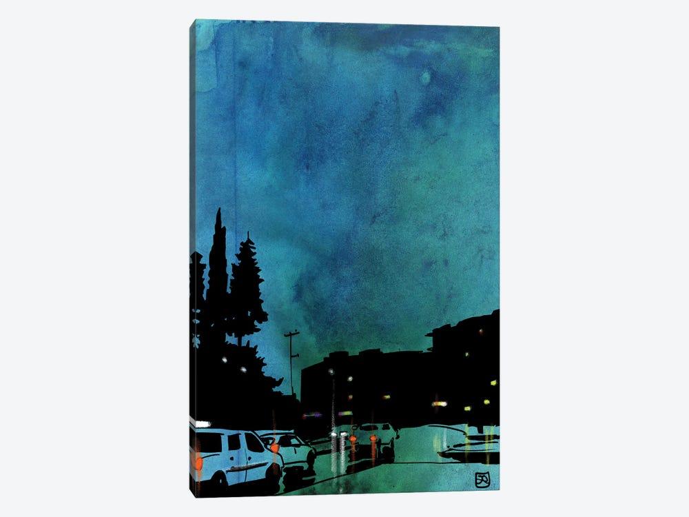 Cars I by Giuseppe Cristiano 1-piece Canvas Art Print