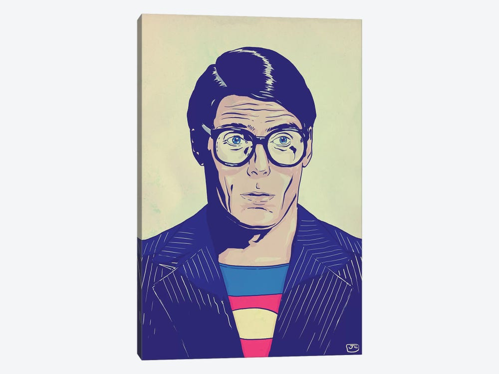Clark by Giuseppe Cristiano 1-piece Canvas Art
