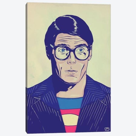 Clark Canvas Print #JCR106} by Giuseppe Cristiano Art Print