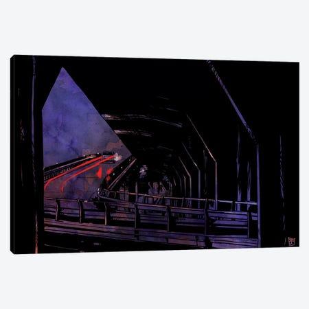 Drive I Canvas Print #JCR108} by Giuseppe Cristiano Canvas Artwork
