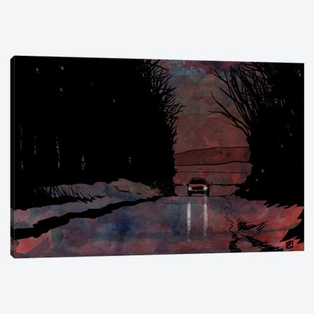 Drive II Canvas Print #JCR109} by Giuseppe Cristiano Canvas Art