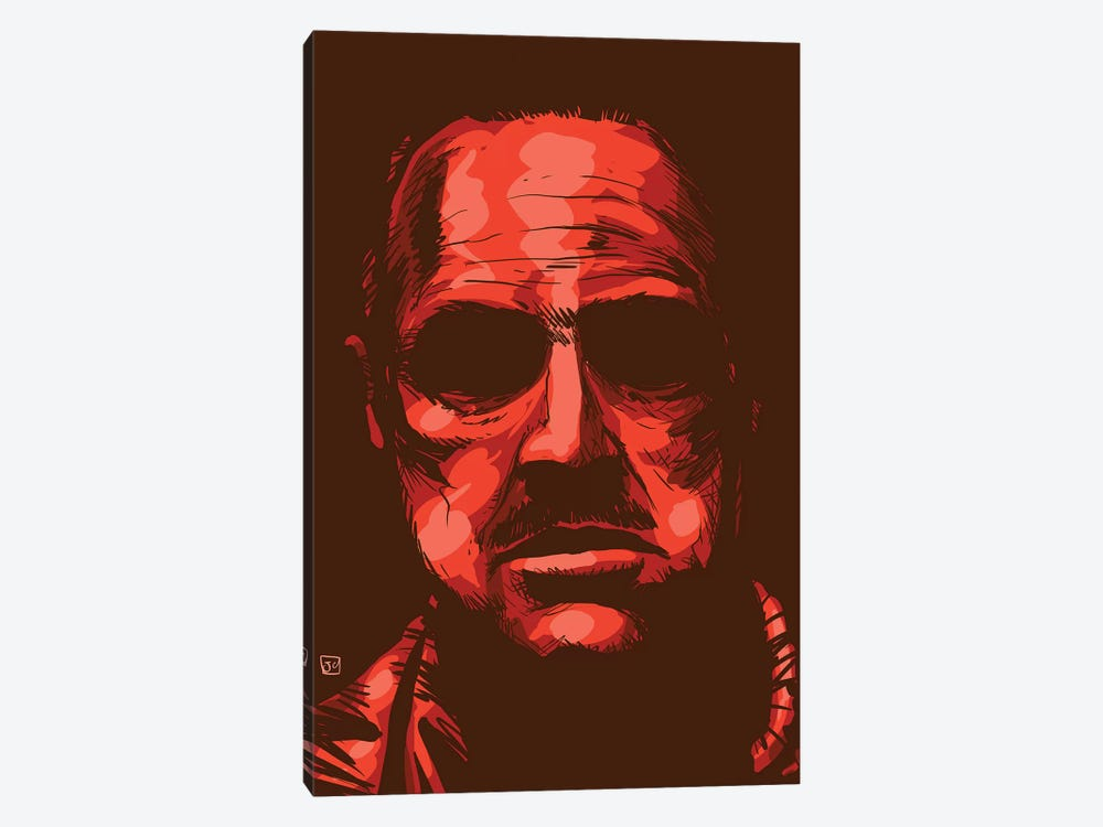 Godfather by Giuseppe Cristiano 1-piece Canvas Artwork