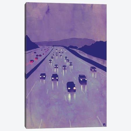 Nightscape I Canvas Print #JCR119} by Giuseppe Cristiano Canvas Print