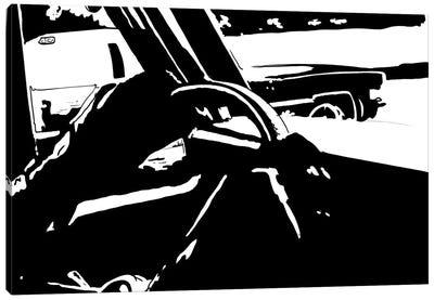 Driving I Canvas Print #JCR11