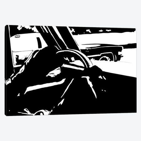 Driving I Canvas Print #JCR11} by Giuseppe Cristiano Art Print
