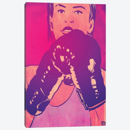 Boxing VII Canvas Print #JCR138} by Giuseppe Cristiano Canvas Print