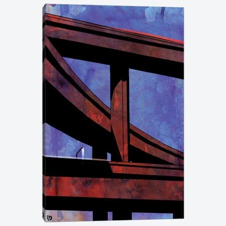 Cars VIII Canvas Print #JCR143} by Giuseppe Cristiano Canvas Wall Art