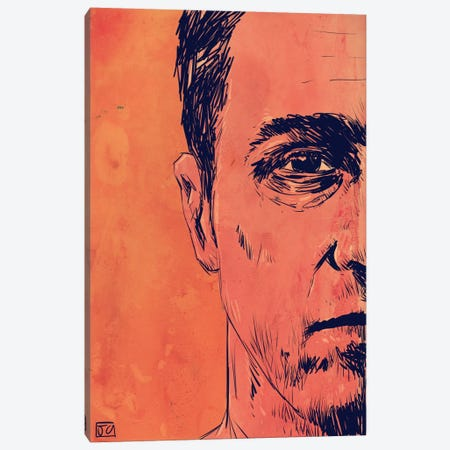 Fight Club Canvas Print #JCR15} by Giuseppe Cristiano Canvas Art